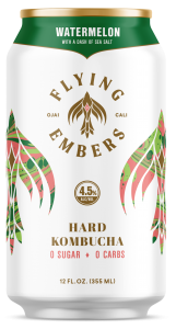 Flying Embers Watermelon Basil