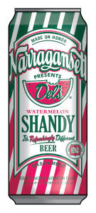 Narragansett Dels Watermelon Shandy